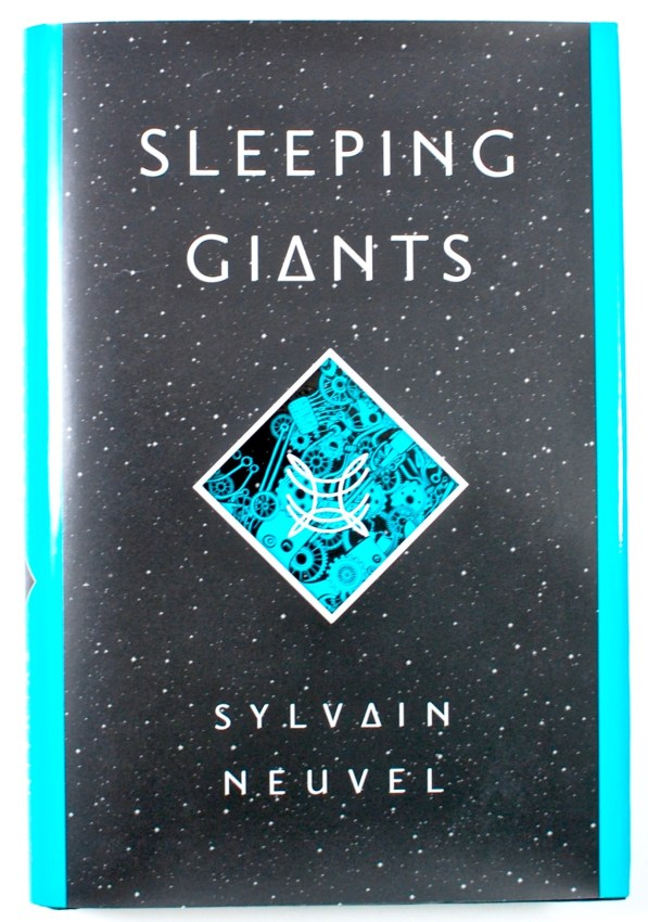 Sleeping Giants novel