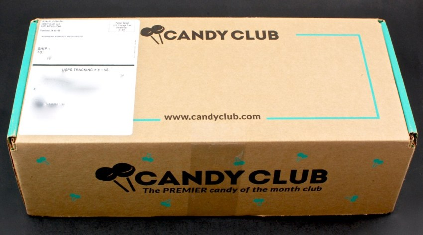 Candy Club box review