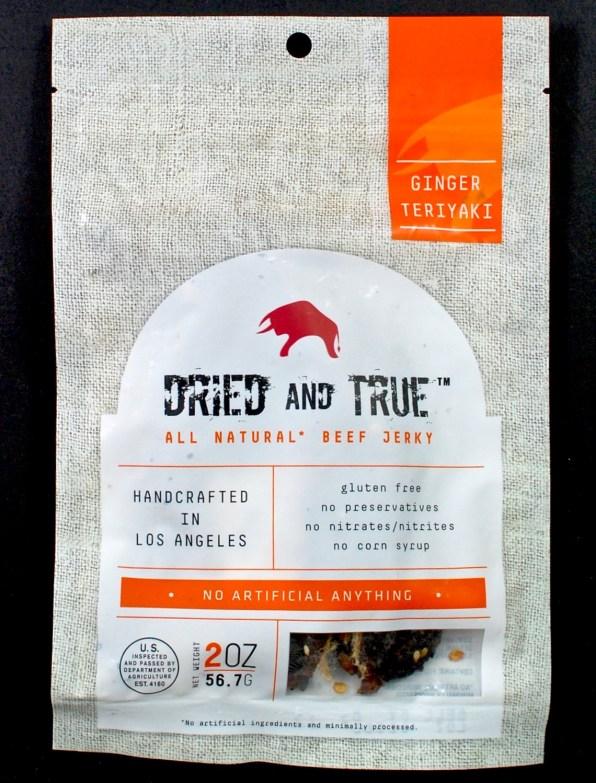 dried & true jerky