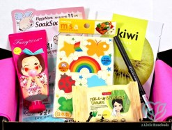 June 2016 EsianMall Beauty Box review