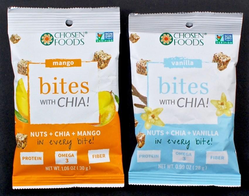 Chia Bites