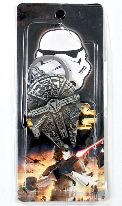 Star Wars Millennium Falcon keychain