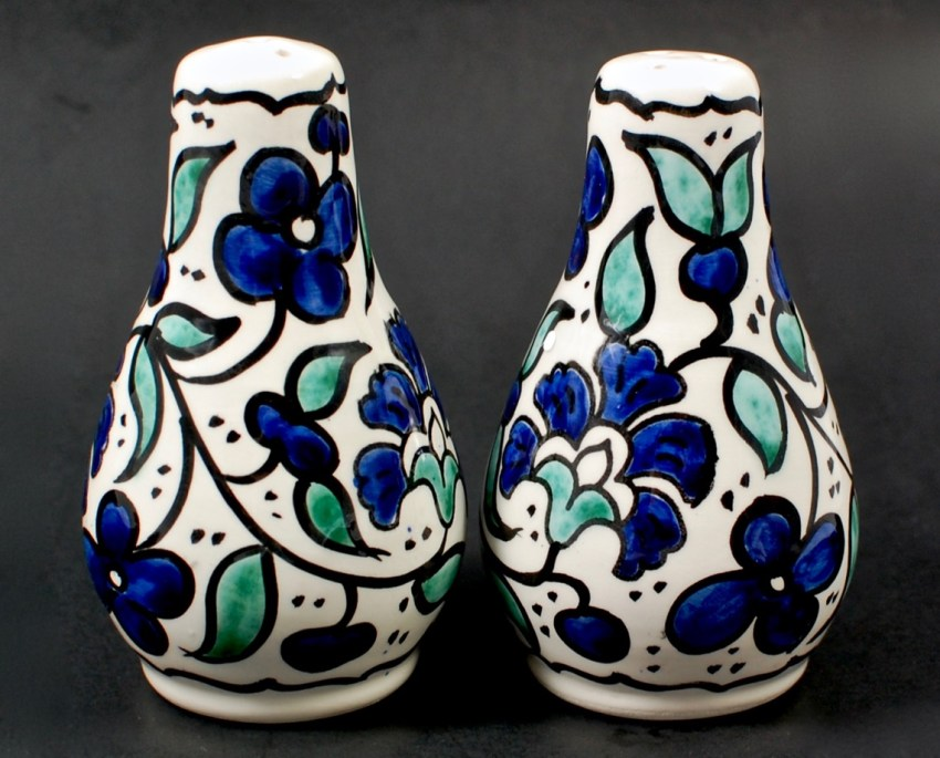 GlobeIn salt & pepper shakers