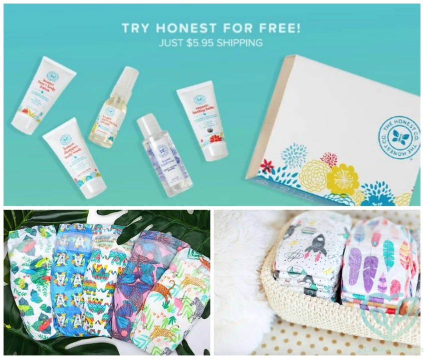 Honest Company free trials