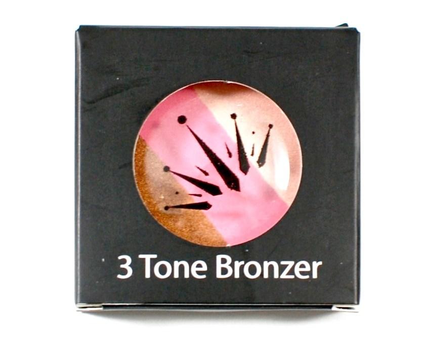 Crown bronzer