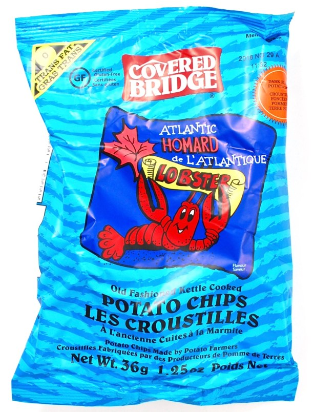 lobster chips