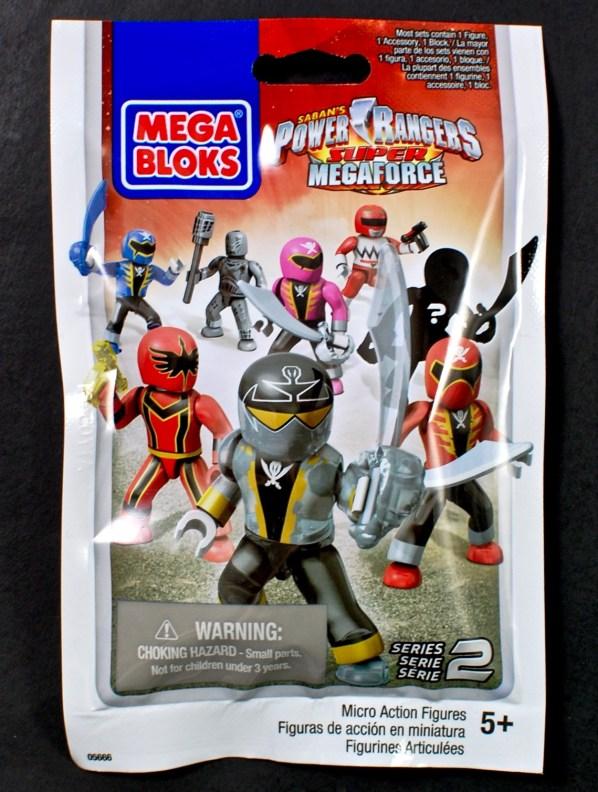 Mega Blocs power rangers