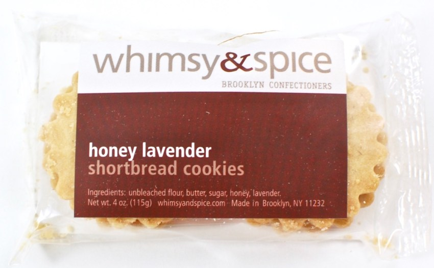 whimsy & spice shortbread