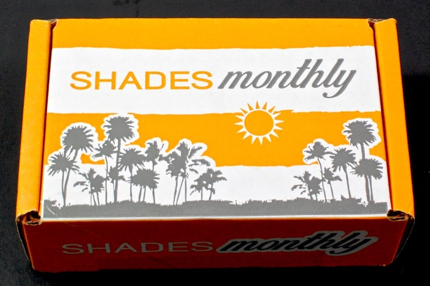 Shades Monthly box