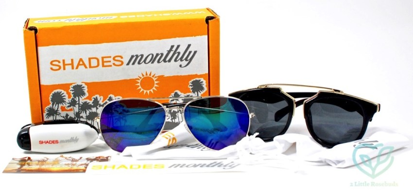 Shades Monthly July 2016 Sunglasses Subscription Review