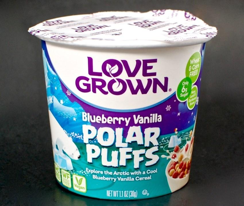 Love Grown Polar Puffs