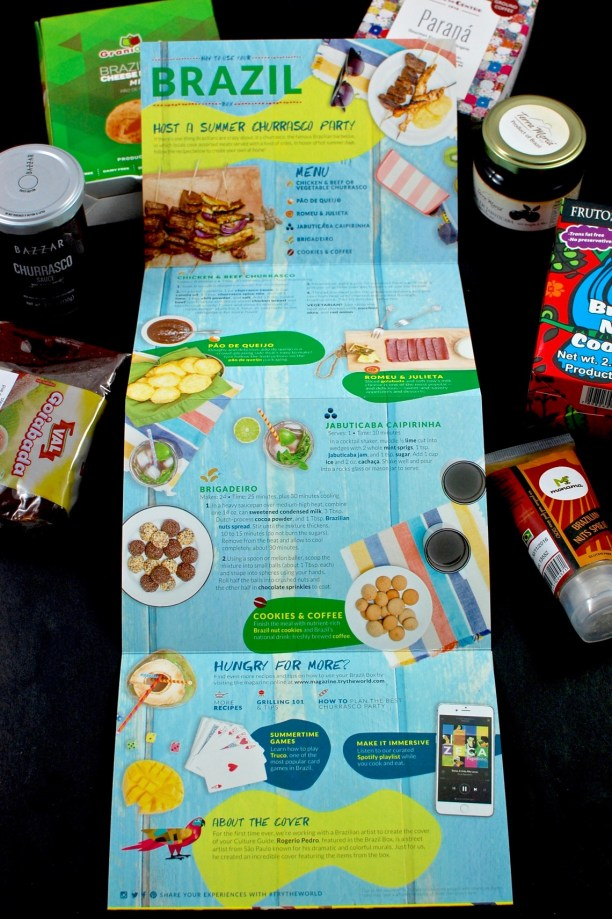 try the world culture guide
