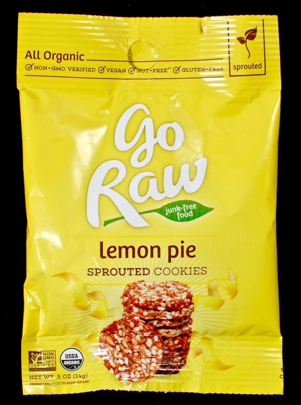 Go Raw Lemon Pie