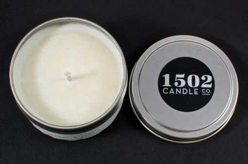 1502 candle co. rose