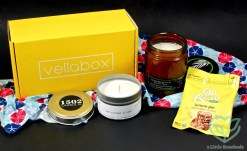 July 2016 Vellabox review
