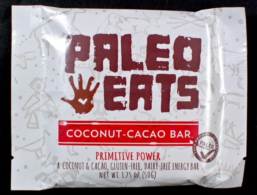 Paleo Eats bar
