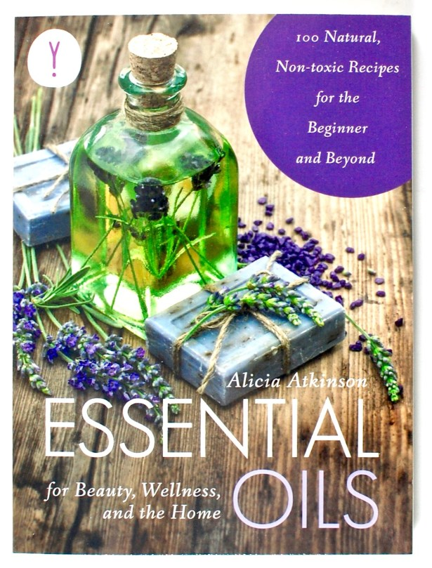 Essentials Oils book