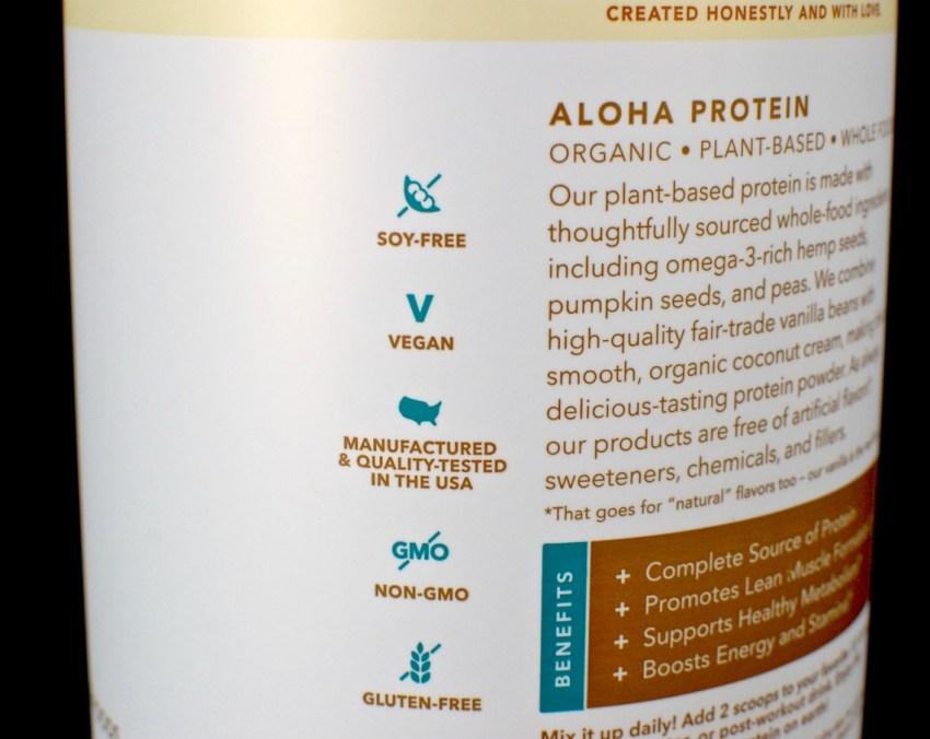 Aloha vegan