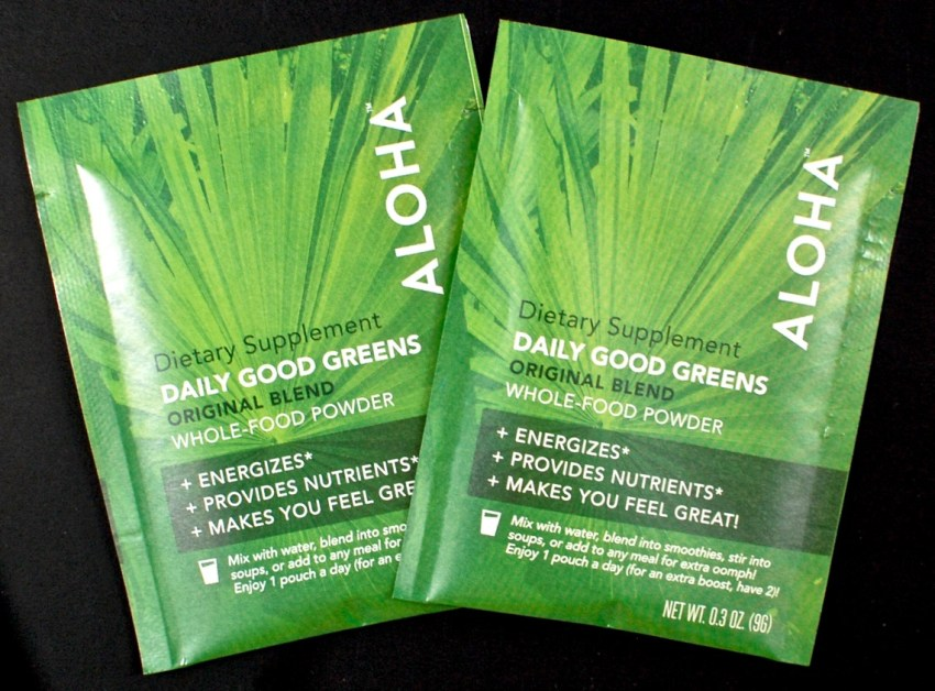 Aloha Daily Good Greens
