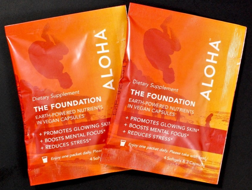 ALOHA supplements