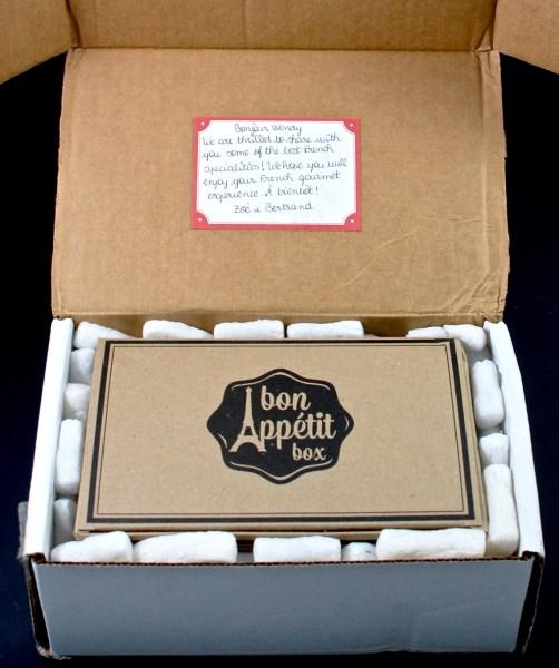 Bon Appetit Box review
