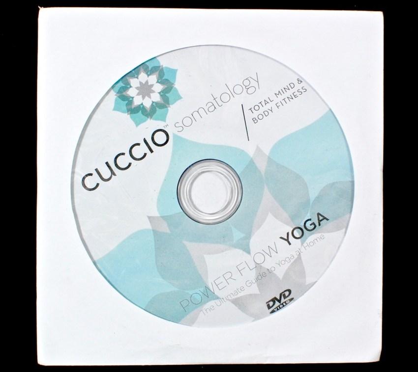 Cuccio Power Yoga dvd