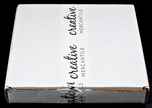 Creative Mercantile box