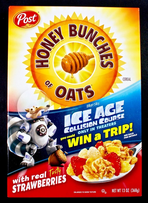 honey bunches of oats strawberry