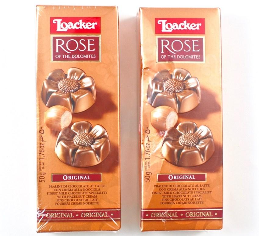 Loacker rose