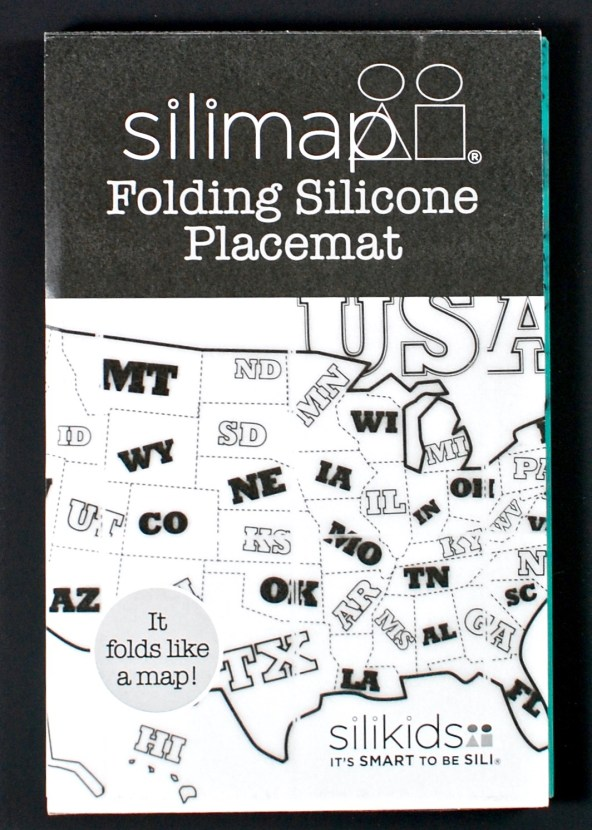 Silimap placemat