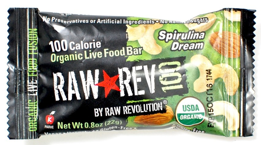 raw rev bar