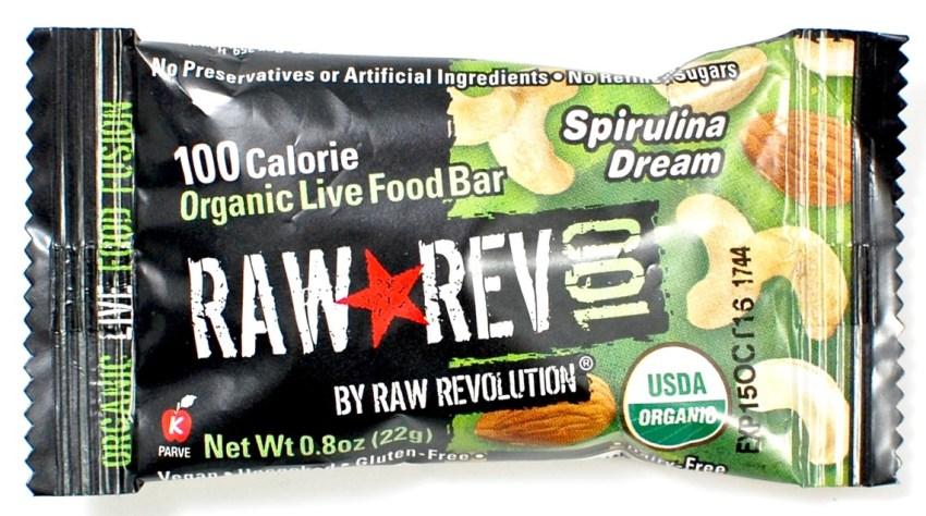raw rev bar