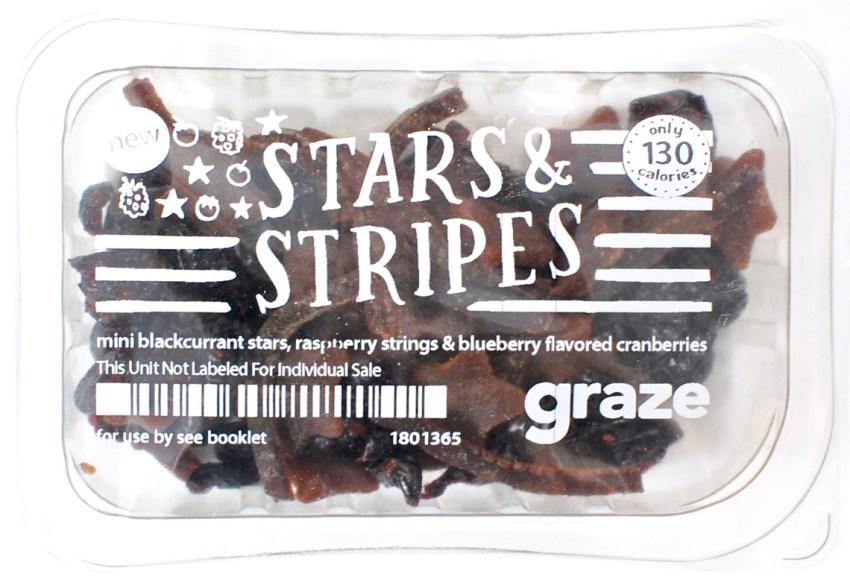 graze stars & stripes