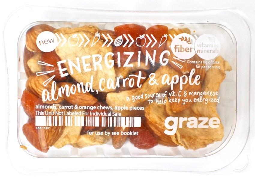 graze vegan box