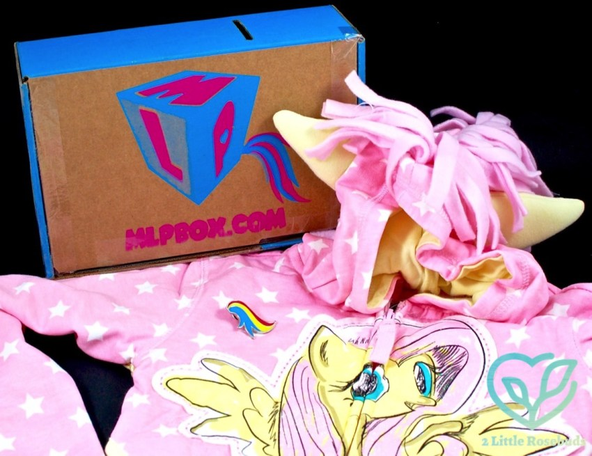 MLP Box July 2016 Subscription Box Review (My Little Pony Box)