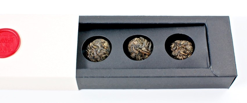 Misty Peak Teas Rolled Pu'er