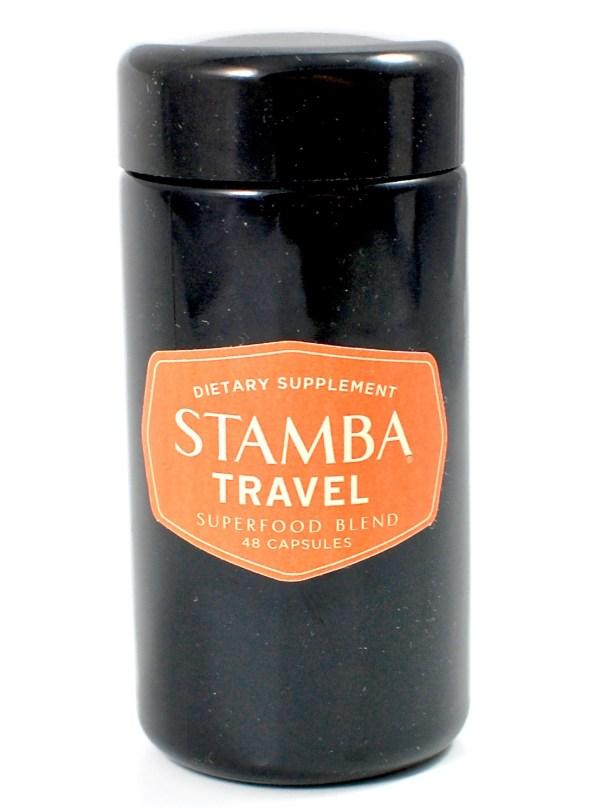 stamba superfoods travel