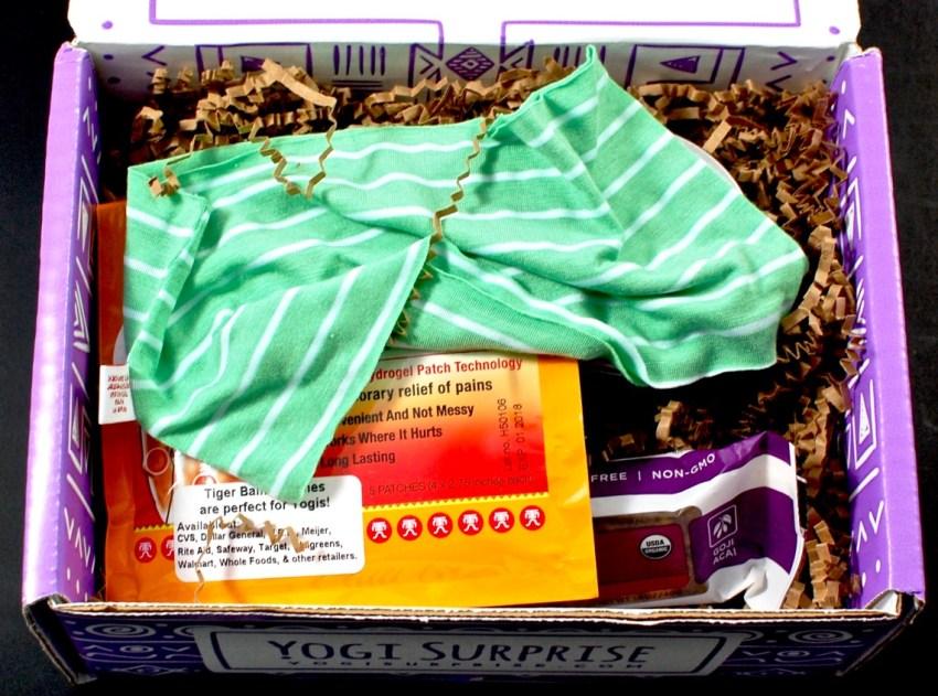 Yogi Surprise box review
