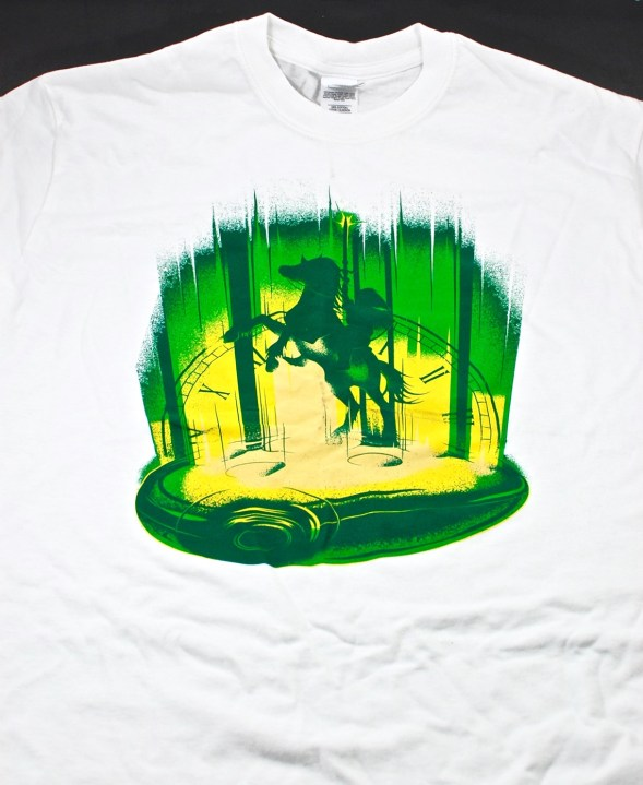 ZBOX Zelda shirt