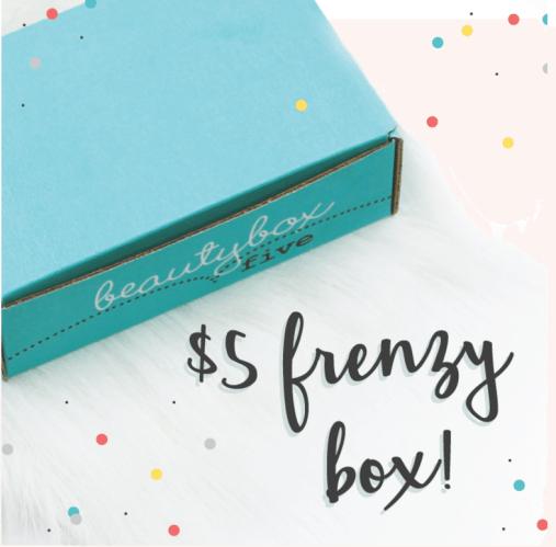 $5 frenzy box