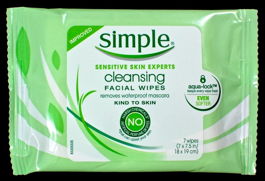 Simple Cleansing cloths
