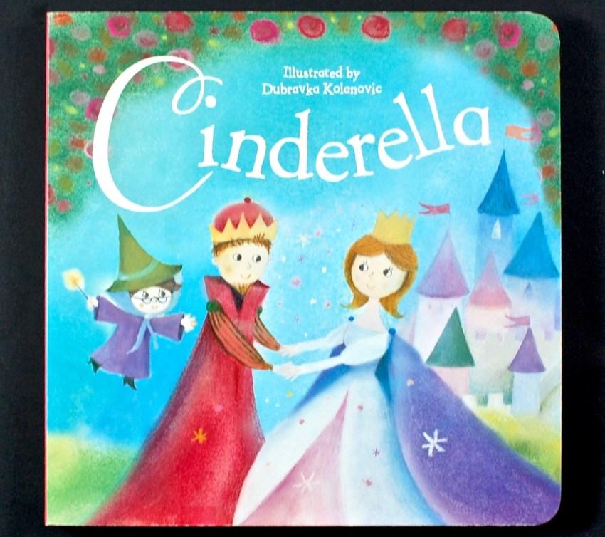 Cinderella board book