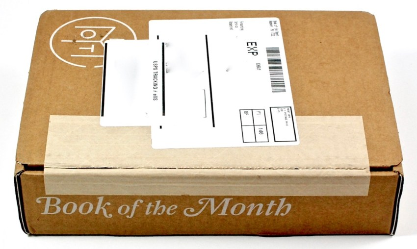 Book of the Month review