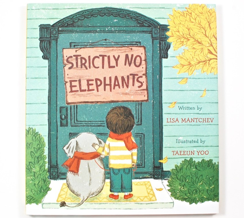 Strictly No Elephants book