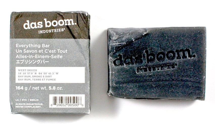 Das Boom bar soap