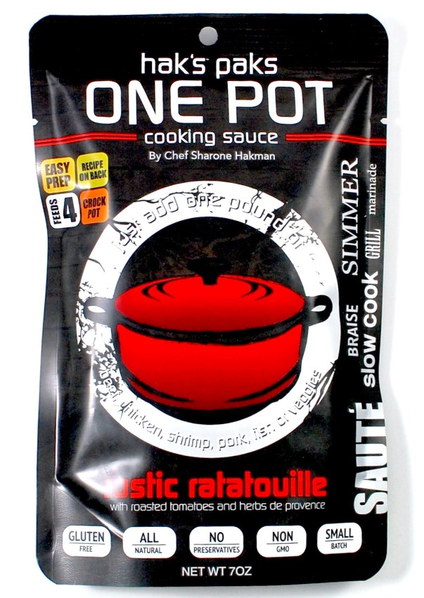 Hak's one pot