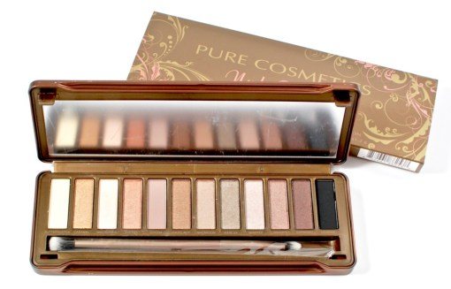 Pure Cosmetics Nude Collection Eyeshadow