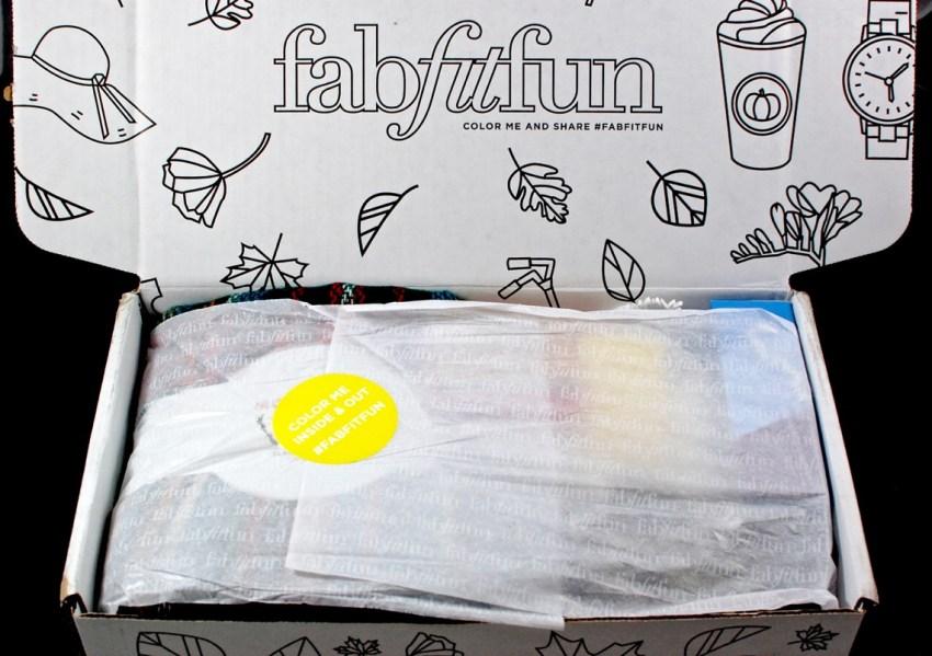 Fall 2016 FabFitFun