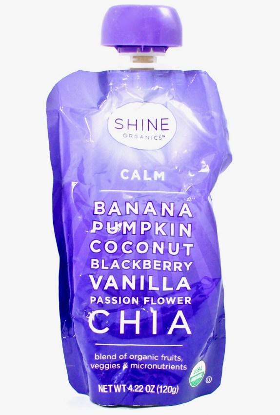 shine chia pouch