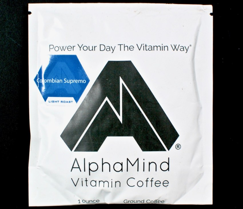 AlphaMind coffee